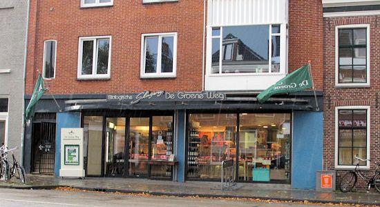 De Groene Weg Groningen