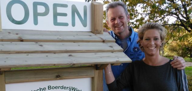 """""""De Nieuwenburgt"""" Biologische Boerderijwinkel"""
